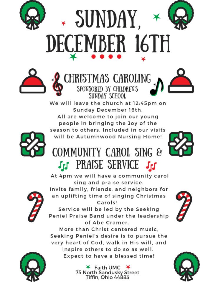 Sunday,December 16th (2)